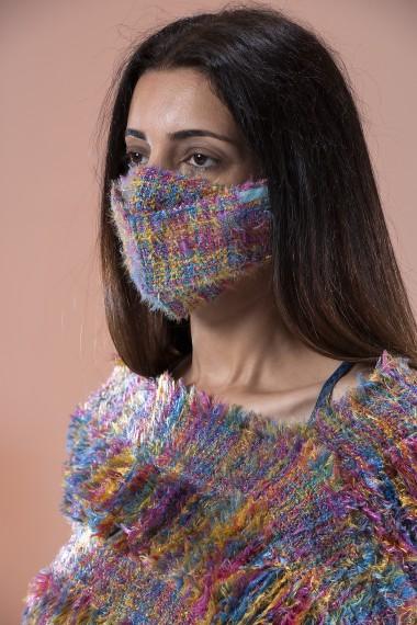 Máscara de Lã 021