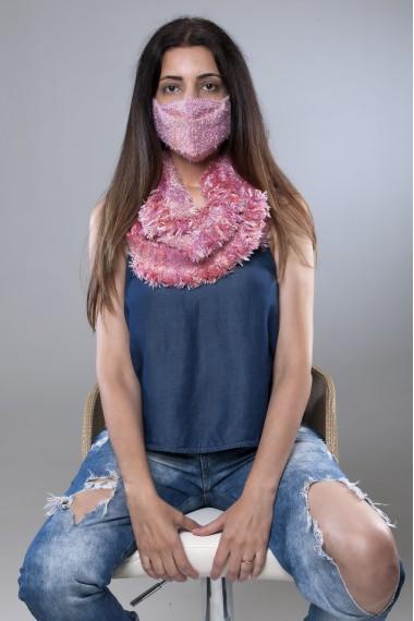 Mascara de Lã 044