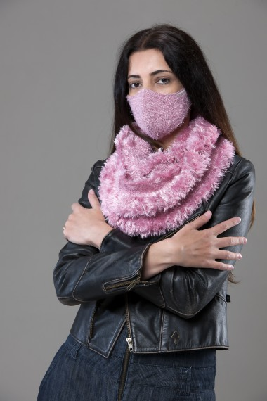 Mascara de Lã 010