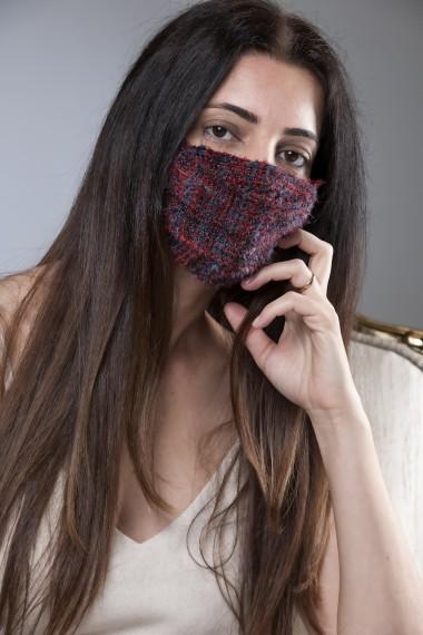 Mascara de Lã 040